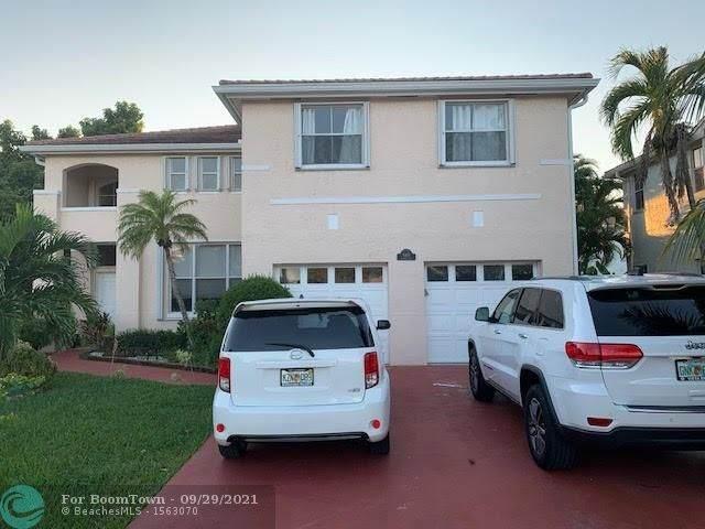 6401 Harbor Bnd, Margate, FL 33063 (#F10302574) :: Heather Towe | Keller Williams Jupiter