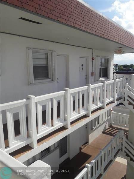 1490 NW 43rd Ave #310, Lauderhill, FL 33313 (#F10302783) :: Posh Properties