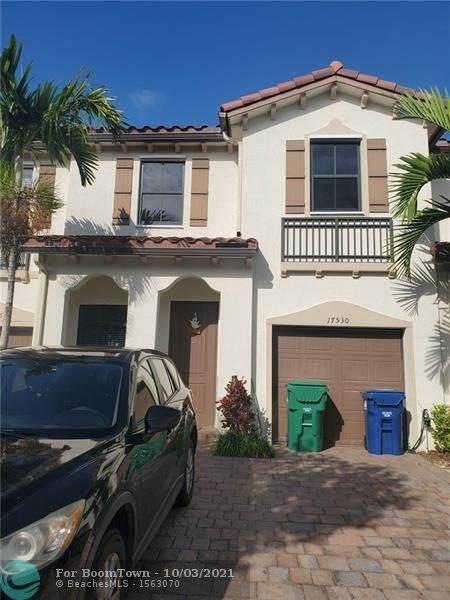 17530 SW 153rd Ct #17530, Miami, FL 33187 (MLS #F10303116) :: Castelli Real Estate Services