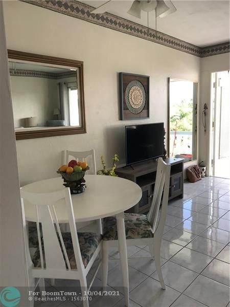 801 Atlantic Shores Blvd #208, Hallandale Beach, FL 33009 (MLS #F10303228) :: Green Realty Properties