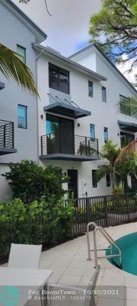 611 NE 22nd Dr, Wilton Manors, FL 33305 (MLS #F10303523) :: The DJ & Lindsey Team