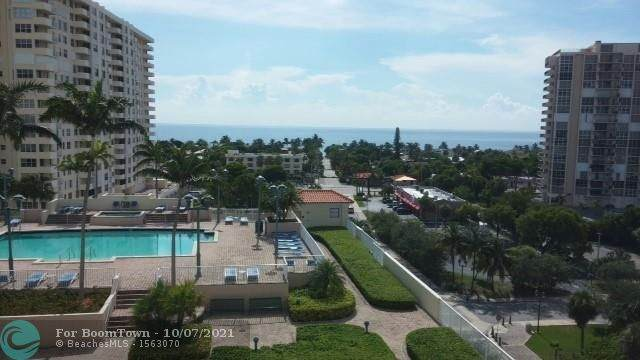 3020 NE 32nd Ave #923, Fort Lauderdale, FL 33308 (MLS #F10303756) :: The Jack Coden Group