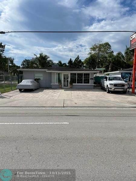 816 SW 24th St, Fort Lauderdale, FL 33315 (MLS #F10304080) :: Castelli Real Estate Services