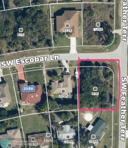 1502 SW Escobar Ln, Port Saint Lucie, FL 34953 (MLS #F10304199) :: Castelli Real Estate Services