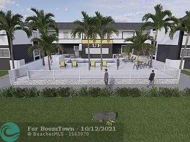 1800 NW 4 AVE #3, Boca Raton, FL 33432 (MLS #F10304289) :: Green Realty Properties