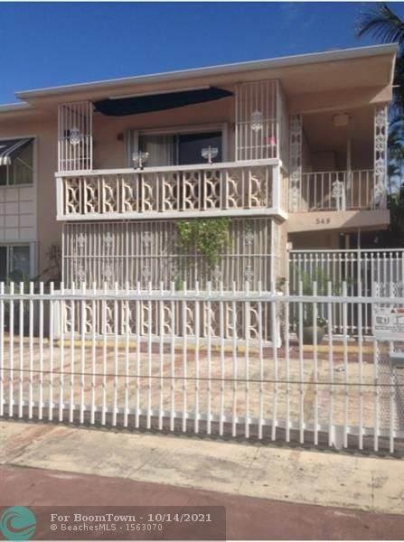 549 Meridian Ave #4, Miami Beach, FL 33139 (#F10304478) :: Michael Kaufman Real Estate