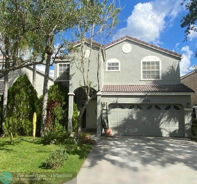 11753 NW 1st St, Coral Springs, FL 33071 (MLS #F10304507) :: The Mejia Group | LoKation Real Estate