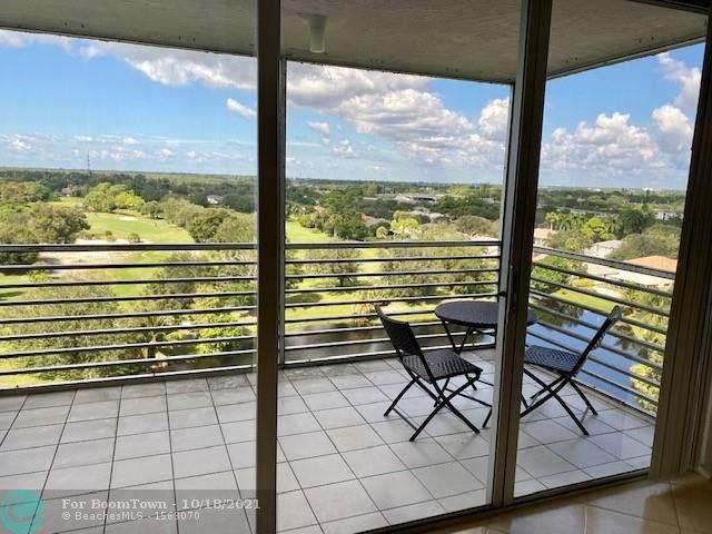 3499 Oaks Way #1003, Pompano Beach, FL 33069 (MLS #F10304794) :: Castelli Real Estate Services