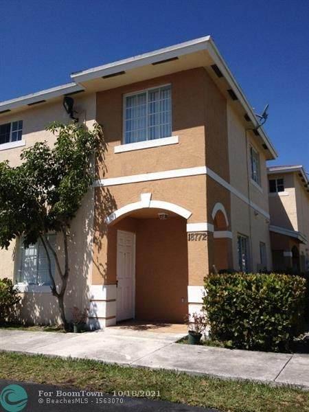 18772 SW 100th Ave, Cutler Bay, FL 33157 (#F10304870) :: Ryan Jennings Group