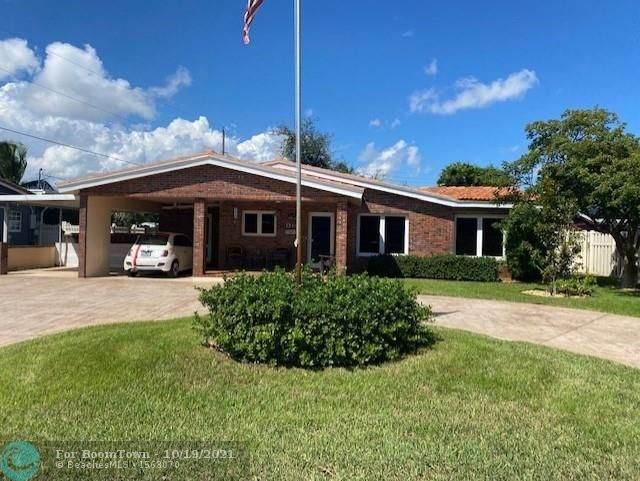 1311 NE 42nd St, Oakland Park, FL 33334 (MLS #F10304882) :: The Mejia Group | LoKation Real Estate