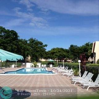 1020 Country Club Dr #205, Margate, FL 33063 (#F10305180) :: Ryan Jennings Group