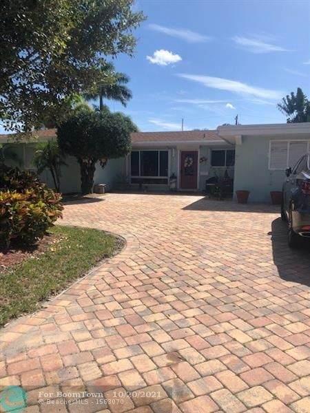 2770 NE 30th St, Lighthouse Point, FL 33064 (#F10305322) :: Posh Properties