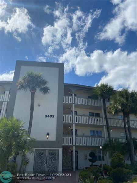 3402 Bimini Ln G3, Coconut Creek, FL 33066 (MLS #F10305336) :: The Mejia Group | LoKation Real Estate