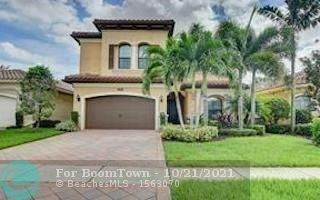 16646 Gateway Bridge Dr, Delray Beach, FL 33446 (MLS #F10305353) :: The Mejia Group | LoKation Real Estate