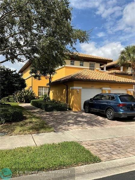 8031 NW 127th Ln 3A, Parkland, FL 33076 (MLS #F10305466) :: Castelli Real Estate Services