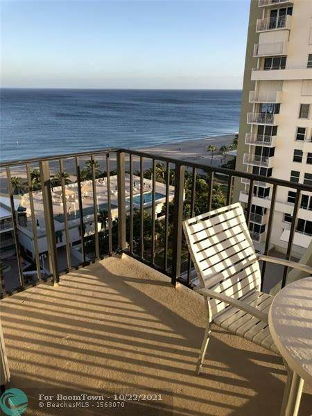 101 Briny Ave #1506, Pompano Beach, FL 33062 (#F10305536) :: Posh Properties