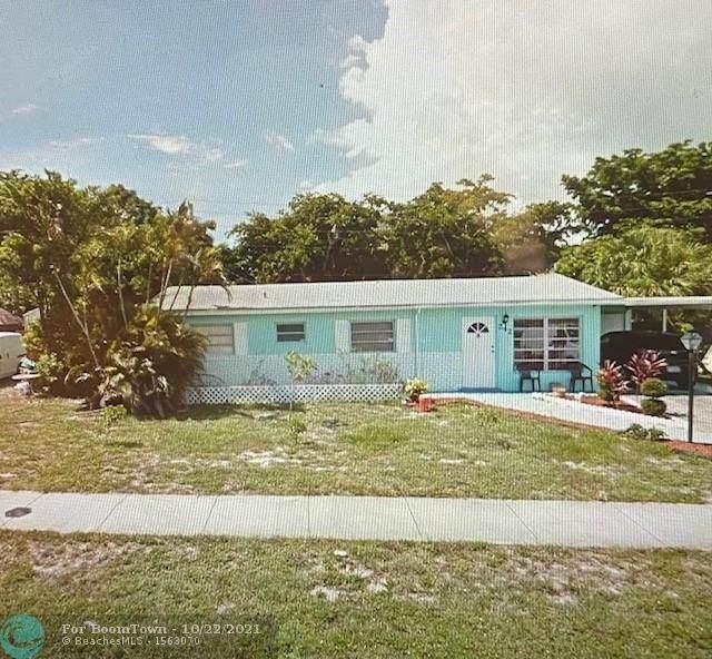 248 NE 39th Ct, Deerfield Beach, FL 33064 (#F10305608) :: Posh Properties