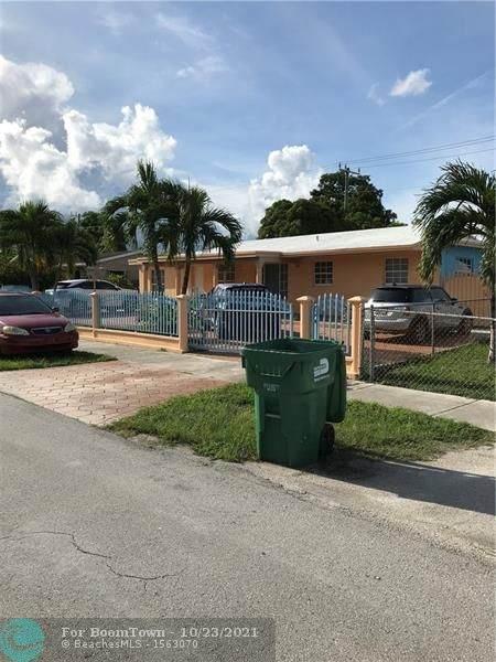 4761 NW 190TH ST, Miami Gardens, FL 33055 (#F10305659) :: Treasure Property Group