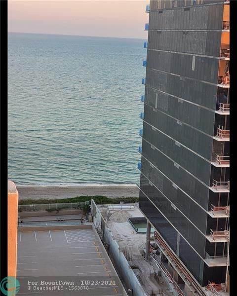 1980 S Ocean Dr 16L, Hallandale Beach, FL 33009 (MLS #F10305701) :: The DJ & Lindsey Team