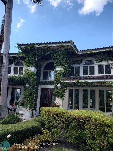 223 Royal Palm Dr, Fort Lauderdale, FL 33301 (MLS #F10305735) :: Patty Accorto Team