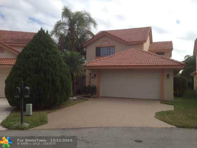 1834 NW 94th Ave, Plantation, FL 33322 (MLS #H10134280) :: RE/MAX