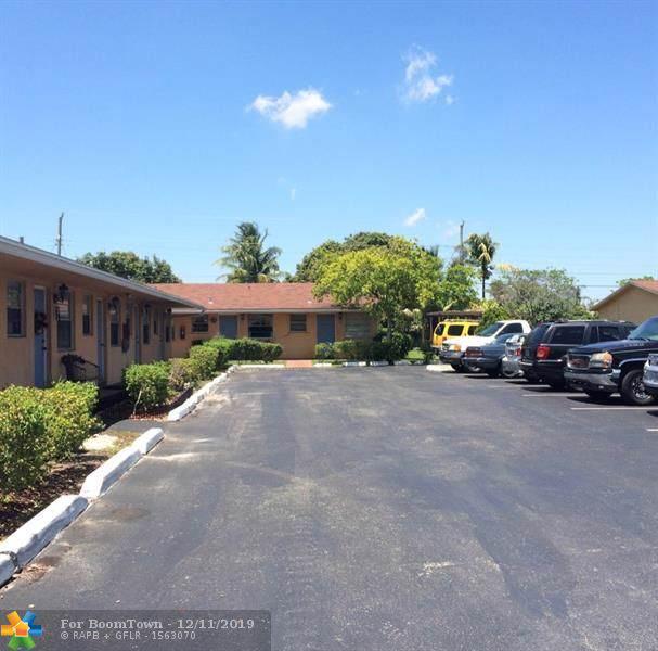 2847-2851 Jackson St, Hollywood, FL 33020 (MLS #H10667458) :: Lucido Global