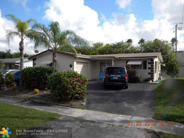 2860 NW 83rd Ter, Sunrise, FL 33322 (MLS #H10693722) :: Lucido Global