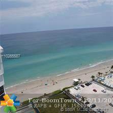 1980 S Ocean Dr 22C, Hallandale, FL 33009 (MLS #H10712318) :: Green Realty Properties