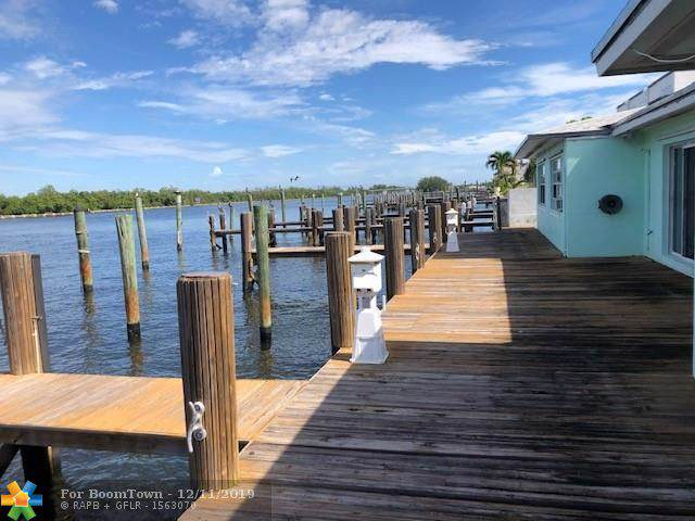 2118 N Ocean Dr, Hollywood, FL 33019 (MLS #H10727129) :: Berkshire Hathaway HomeServices EWM Realty