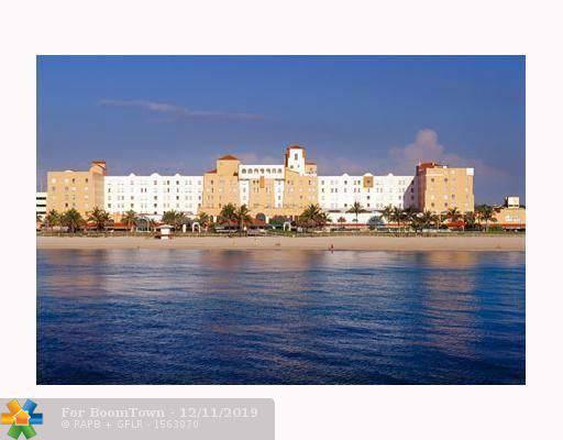 101 N Ocean Dr #405, Hollywood, FL 33019 (MLS #H10736248) :: Berkshire Hathaway HomeServices EWM Realty