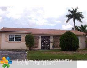 2470 NW 63rd Ave, Sunrise, FL 33313 (MLS #H10766401) :: Lucido Global