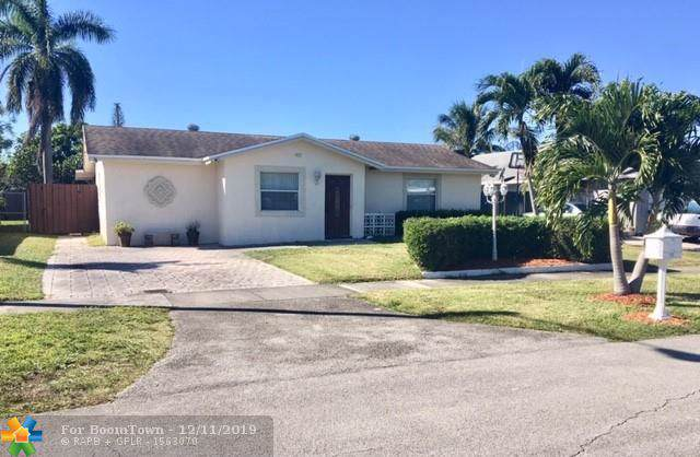 413 SW 73rd Ave, North Lauderdale, FL 33068 (MLS #H10778137) :: RICK BANNON, P.A. with RE/MAX CONSULTANTS REALTY I