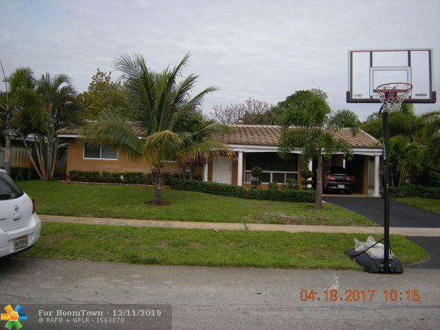 5741 NE 22nd Terrace, Fort Lauderdale, FL 33308 (MLS #H10780547) :: The O'Flaherty Team