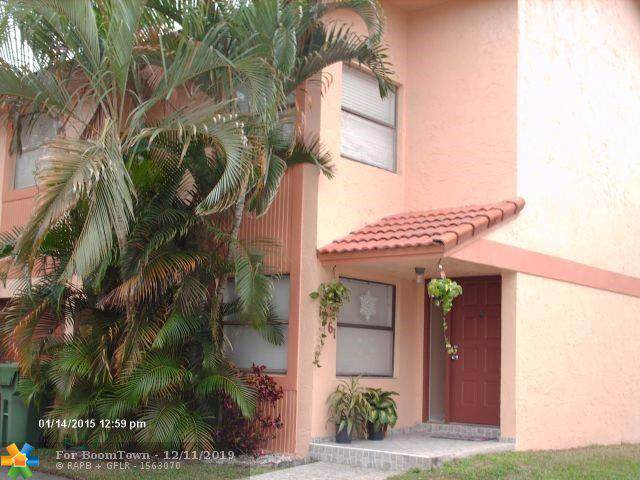 1061 SW 112  TERRACE #1061, Pembroke Pines, FL 33024 (MLS #H10781039) :: Berkshire Hathaway HomeServices EWM Realty
