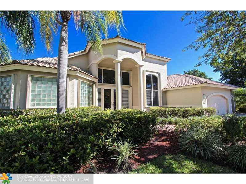 6290 NW 96th Ter, Parkland, FL 33076 (MLS #F10014179) :: United Realty Group
