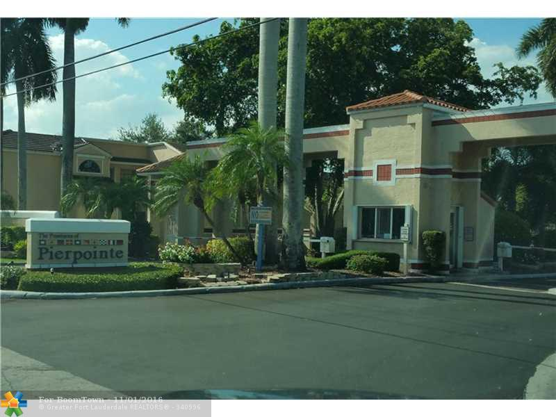 11951 NW 11th St #11951, Pembroke Pines, FL 33026 (MLS #F10027746) :: United Realty Group