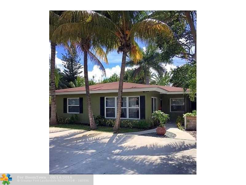 1113 NE 10TH AVE, Fort Lauderdale, FL 33304 (MLS #F10030179) :: United Realty Group