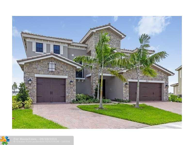 8821 Miralago Way, Parkland, FL 33076 (MLS #F10030673) :: United Realty Group