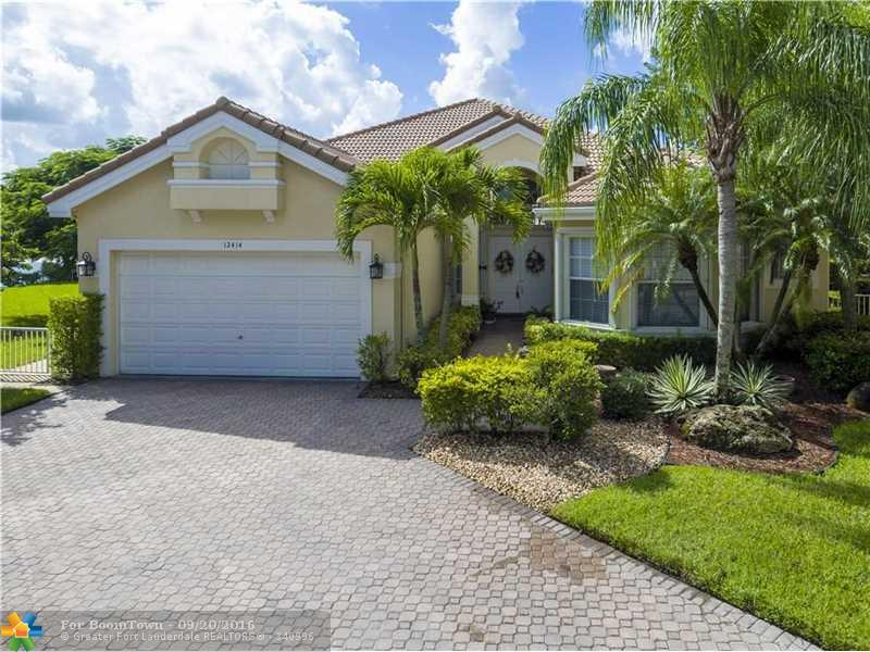 12414 NW 63rd St, Coral Springs, FL 33076 (MLS #F10030685) :: United Realty Group