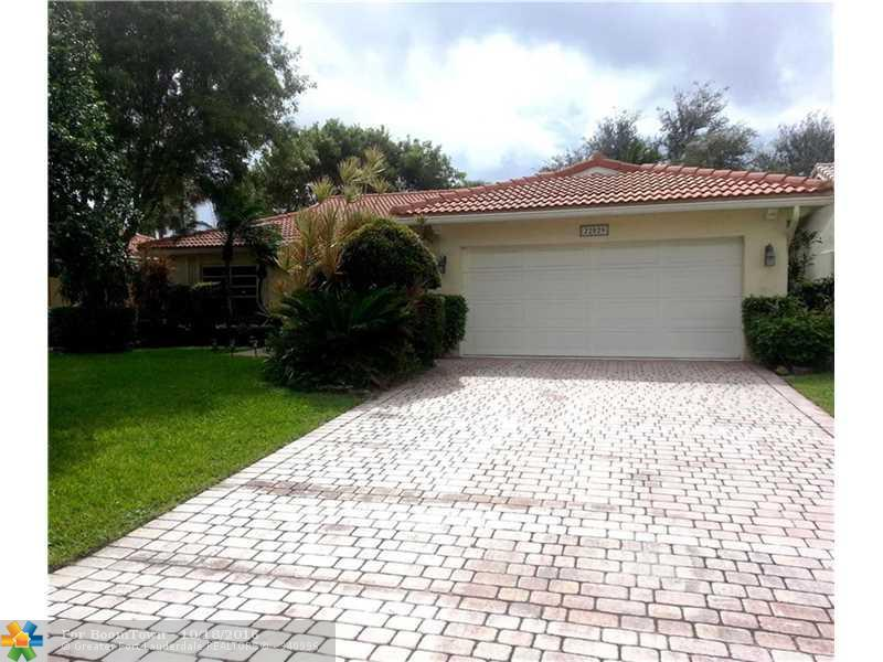 22029 Colony Dr, Boca Raton, FL 33433 (MLS #F10033117) :: United Realty Group