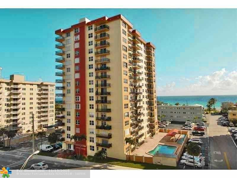 1501 S Ocean Dr #403, Hollywood, FL 33019 (MLS #F10038405) :: United Realty Group