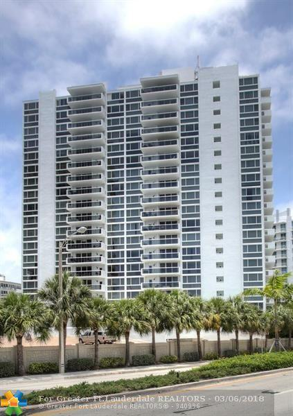 2715 N Ocean Blvd 6C, Fort Lauderdale, FL 33308 (MLS #F10073688) :: Green Realty Properties