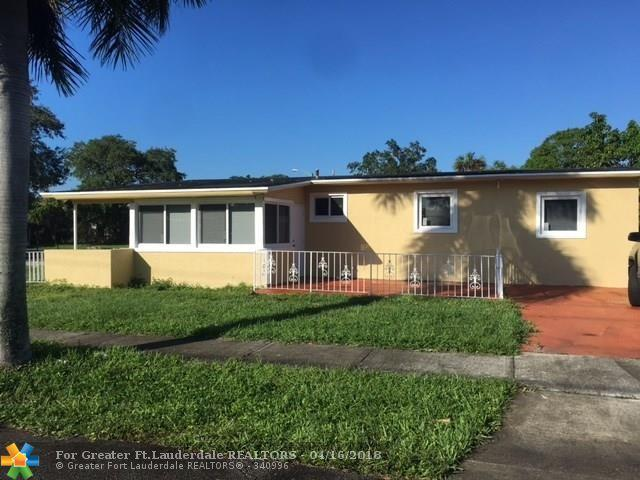 2801 NW 7th Ct, Fort Lauderdale, FL 33311 (MLS #F10088832) :: Green Realty Properties