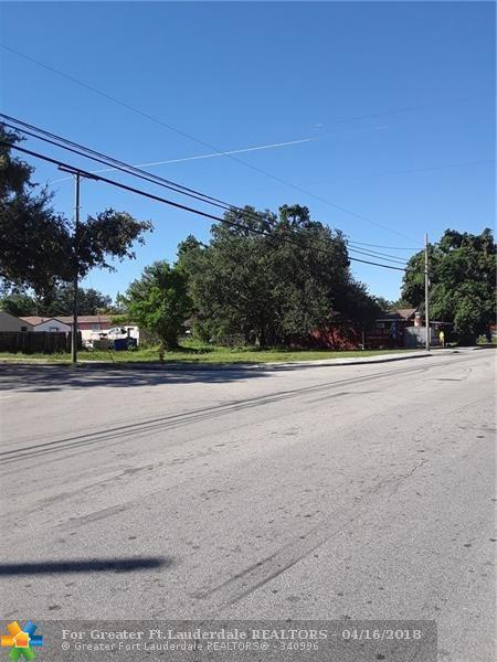 4598 NW 30th Ave, Miami, FL 33142 (MLS #F10091850) :: Green Realty Properties