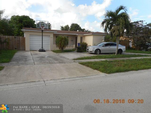 6624 NW 1st Ct, Margate, FL 33063 (MLS #F10094514) :: Green Realty Properties