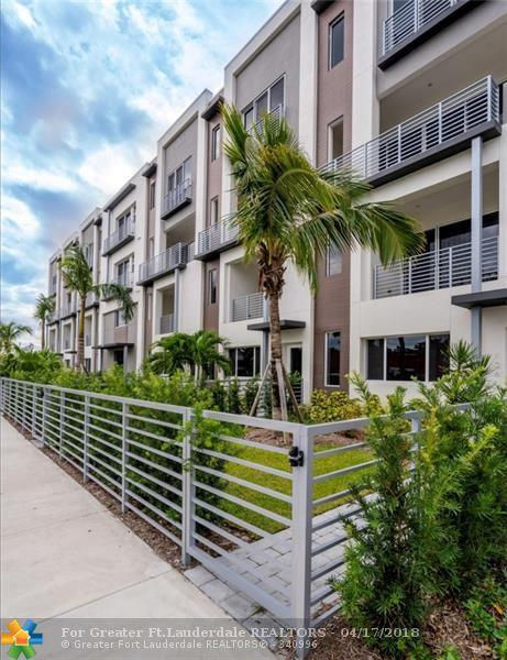 1045 NE 18th Ave #102, Fort Lauderdale, FL 33304 (MLS #F10096875) :: Green Realty Properties