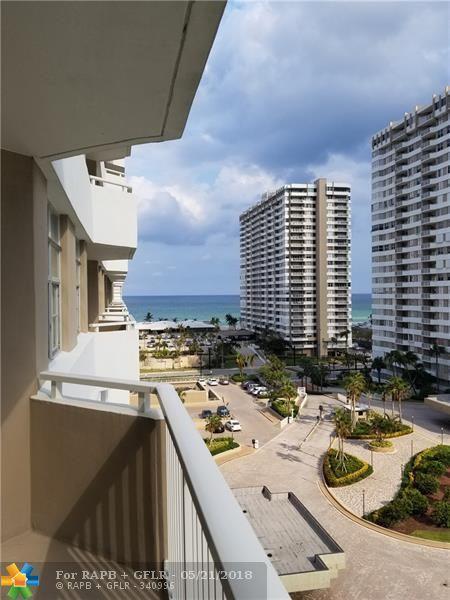 1965 S Ocean Dr 8P, Hallandale, FL 33009 (MLS #F10099476) :: Green Realty Properties