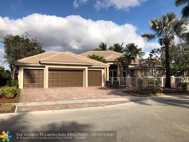 2470 Poinciana Ct, Weston, FL 33327 (MLS #F10102602) :: Green Realty Properties