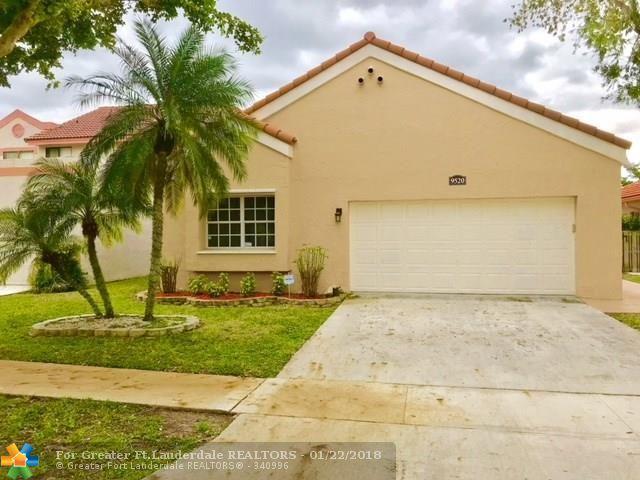 9520 NW 18th Dr, Plantation, FL 33322 (MLS #F10103830) :: Green Realty Properties