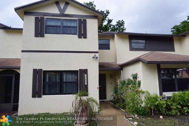 7407 NW 34th St #7407, Lauderhill, FL 33319 (MLS #F10103869) :: Green Realty Properties